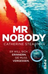 Cover-Bild Mr Nobody – Er will sich erinnern. Sie muss vergessen.