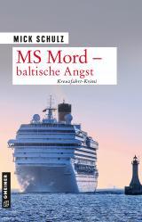 Cover-Bild MS Mord - Baltische Angst
