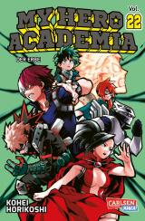 Cover-Bild My Hero Academia 22