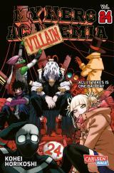 Cover-Bild My Hero Academia 24