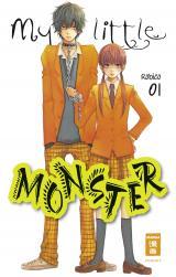 Cover-Bild My little Monster 01