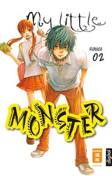 Cover-Bild My little Monster 02