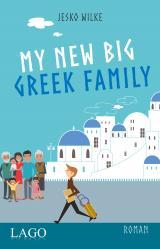 Cover-Bild My New Big Greek Family