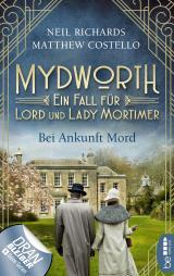 Cover-Bild Mydworth - Bei Ankunft Mord
