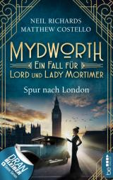 Cover-Bild Mydworth - Spur nach London
