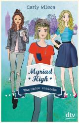 Cover-Bild Myriad High - Was Chloe entdeckt, Band 3