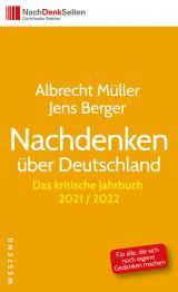 Cover-Bild Nachdenken über Deutschland