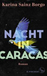 Cover-Bild Nacht in Caracas