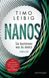 Cover-Bild Nanos - Sie bestimmen, was du denkst