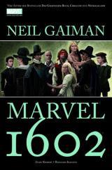 Cover-Bild Neil Gaiman: Marvel 1602