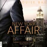 Cover-Bild New York Affair - Eine Woche in New York