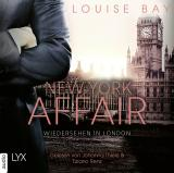 Cover-Bild New York Affair - Wiedersehen in London