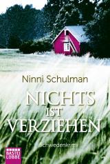 Cover-Bild Nichts ist verziehen