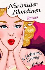 Cover-Bild Nie wieder Blondinen