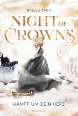 Cover-Bild Night of Crowns, Band 2: Kämpf um dein Herz