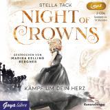 Cover-Bild Night of Crowns. Kämpf um dein Herz