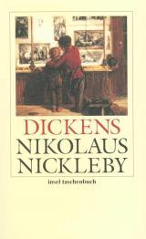 Cover-Bild Nikolaus Nickleby
