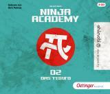 Cover-Bild Ninja Academy 2. Das TESUTO