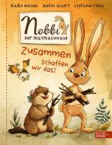 Cover-Bild Nobbi, der Mutmachhase (Band 2)