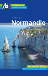 Cover-Bild Normandie Reiseführer Michael Müller Verlag