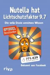 Cover-Bild Nutella hat Lichtschutzfaktor 9,7