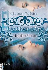 Cover-Bild October Daye - Winterfluch