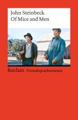 Cover-Bild Of Mice and Men