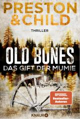 Cover-Bild Old Bones - Das Gift der Mumie