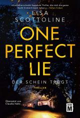 Cover-Bild One Perfect Lie