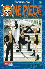 Cover-Bild One Piece 6