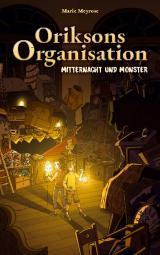 Cover-Bild Oriksons Organisation
