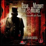 Cover-Bild Oscar Wilde & Mycroft Holmes - Folge 01