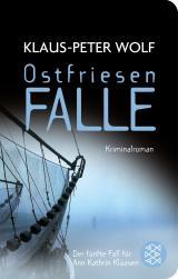 Cover-Bild Ostfriesenfalle
