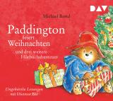 Cover-Bild Paddington feiert Weihnachten und drei weitere Hörbuchabenteuer