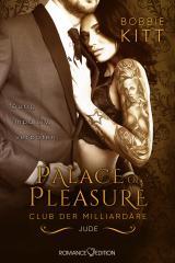Cover-Bild Palace of Pleasure: Jude (Club der Milliardäre 4)