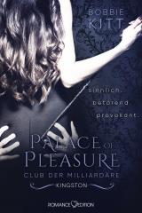 Cover-Bild Palace of Pleasure: Kingston (Club der Milliardäre 2)