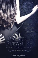 Cover-Bild Palace of Pleasure: Kingston (Club der Milliardäre 2)
