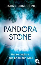 Cover-Bild Pandora Stone - Heute beginnt das Ende der Welt
