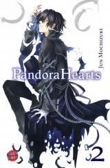 Cover-Bild PandoraHearts 2