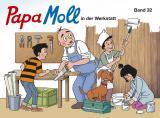 Cover-Bild Papa Moll in der Werkstatt