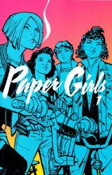 Cover-Bild Paper Girls 1