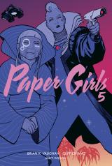 Cover-Bild Paper Girls 5