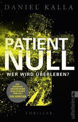 Cover-Bild Patient Null - Wer wird überleben?