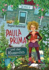 Cover-Bild Paula Prima und der Klassendieb