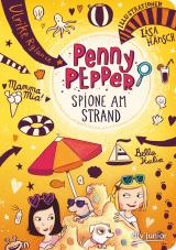 Cover-Bild Penny Pepper 5 - Spione am Strand