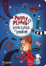 Cover-Bild Penny Pepper 7 - Diebesjagd in London