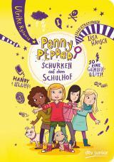 Cover-Bild Penny Pepper 8 – Schurken auf dem Schulhof