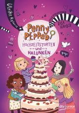 Cover-Bild Penny Pepper – Hochzeitstorten und Halunken
