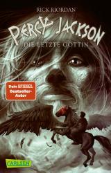 Cover-Bild Percy Jackson - Die letzte Göttin (Percy Jackson 5)