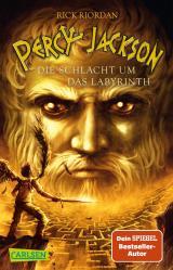 Cover-Bild Percy Jackson - Die Schlacht um das Labyrinth (Percy Jackson 4)